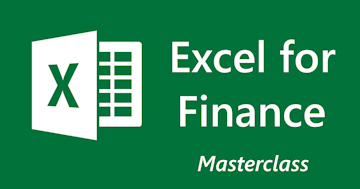 Excel for Finance - Masterclass